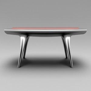 chop table horizon model