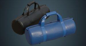 gym bag 1a 3D