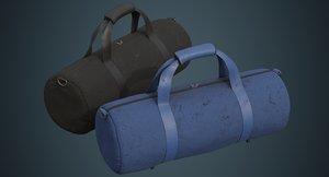 3D gym bag 1d
