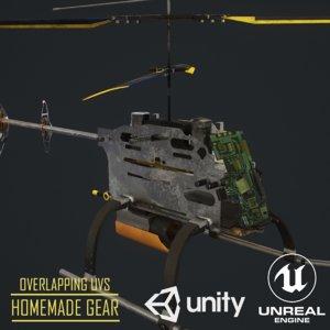 3D assets unreal engine