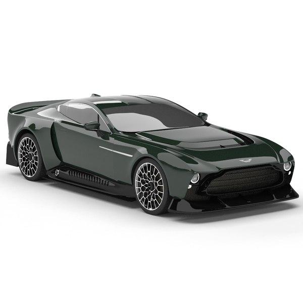 Aston Martin Victor 3d Modell Turbosquid 1628727
