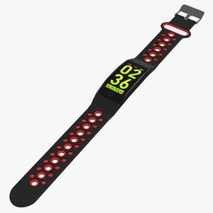 smart watch 3D model