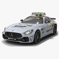 Mercedes AMG GTR FIA F1 Safety Car Season 2020