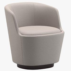 3D cappellini orla small chair