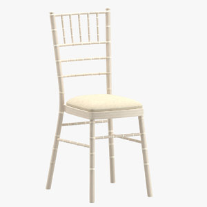 3D model chair 154