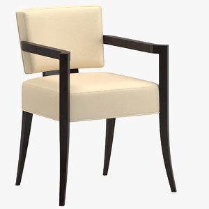 3D model chair 167