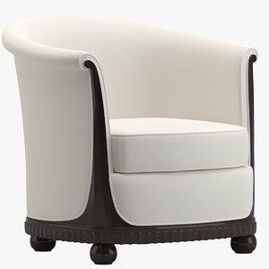 chair 172 3D model