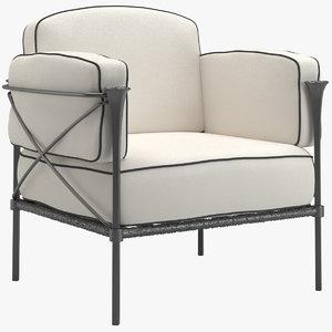 chair 175 3D model