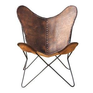 chair butterfly 3D