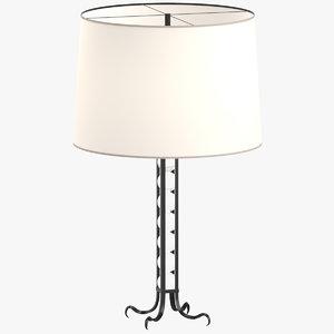 lamp 154 3D model