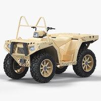 Military ATV Polaris MV-85