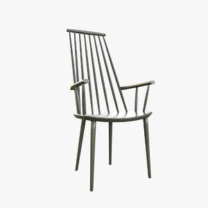 chair v50 3D model