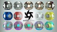 Octane Render Pack 15 Realistic Materials Texture