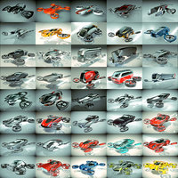 40 in 1 Cheap Cool Copter Car Collection