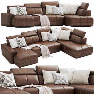 padua sofa 3D