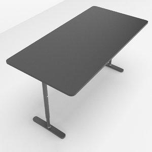 kea bekant table model