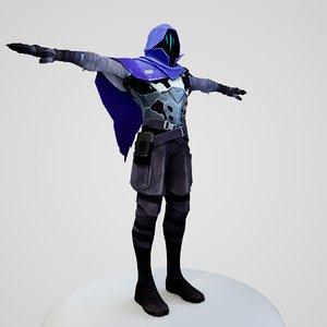 omen new 3D model
