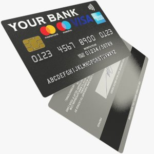 universal abstract credit card model