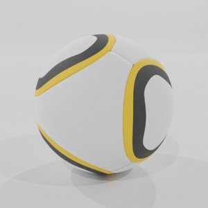 soccer ball soccerball 3D