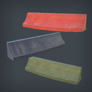 3D canopy awning model