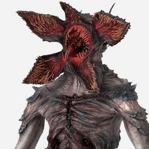 3D monster creature character
