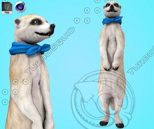 meerkat 3D