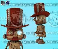 Cartoon  Cartoon Robot