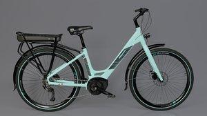 3D bike bianchi model