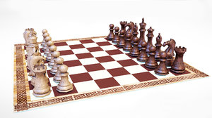 chess board model