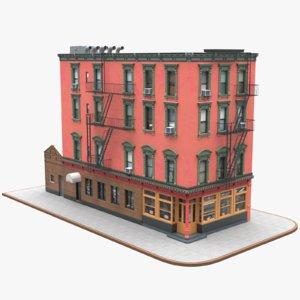 little italy manhattan corner model
