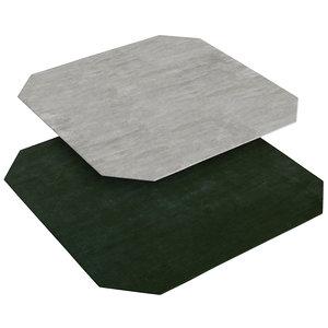 rugs moor 3D model