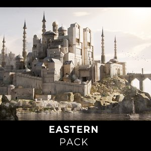eastern kingdom 3D model