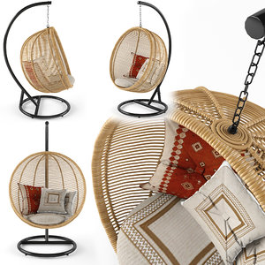 bosseda hanging chair model
