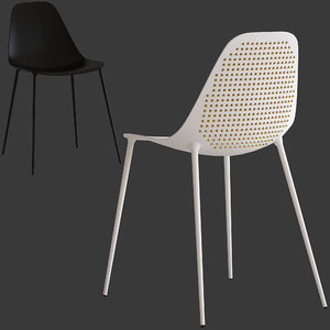 3D opinion ciatti mammamia chair model