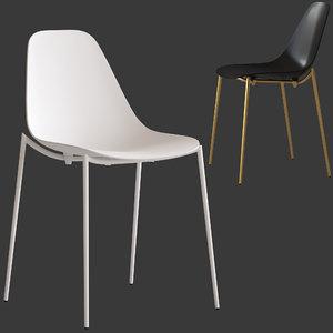 opinion ciatti mammamia chair 3D model