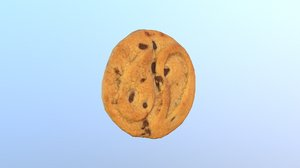 cookie tao 06 modeled 3D model