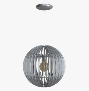 3D chandelier olmero