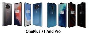 oneplus 7t pro 3D model