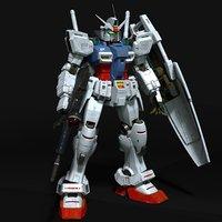 Gundam RX-78 GP01 old style