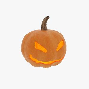 3D model halloween v1