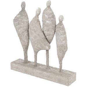 3D team statue model