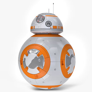 bb 8 droid model