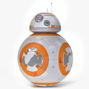 bb 8 droid model