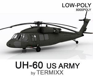 uh-60 blackhawk model