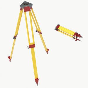 tripod surveying model