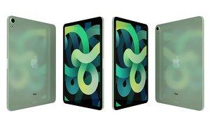 apple ipad air 4 3D