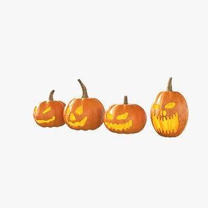 3D halloween zbrush