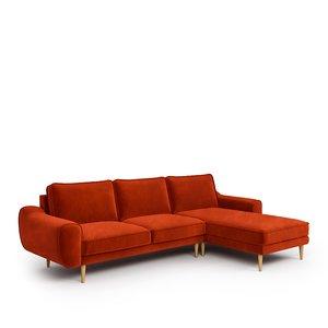 klem sofa 3D model
