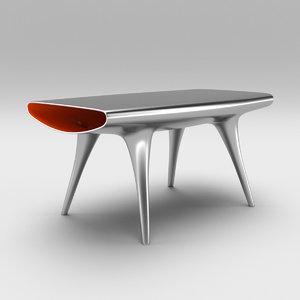 table horizon event 3D