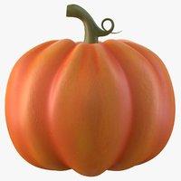 Pumpkin Cartoon PBR
